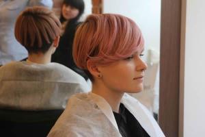 Семінар в перукарні академії Stapiz, Варшава
