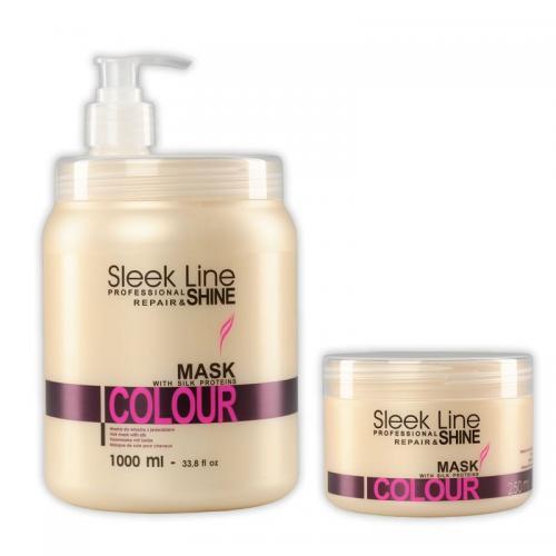 MASK SLEEK LINE COLOUR