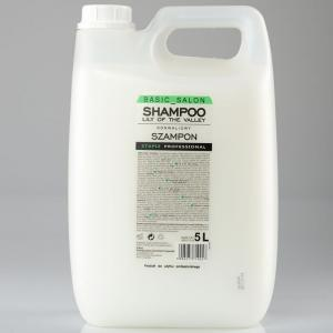 Basic Salon Lilly of the Valley Shampoo 5000 ml
