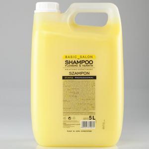 Basic Salon Flowers & Keratin Shampoo 5000 ml