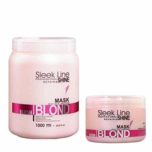 Hair Mask Sleek Line BLUSH BLOND